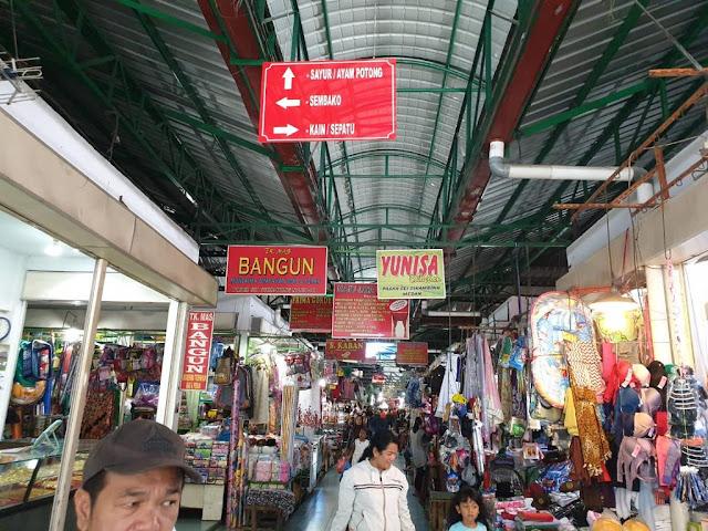 Pemko Medan Tata Pasar Tradisional Sei Sekambing