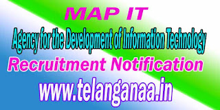 MAP IT (Madhya Pradesh Agency for the Development of Information Technology) Recruitment Notification 2016 mapit.gov.in