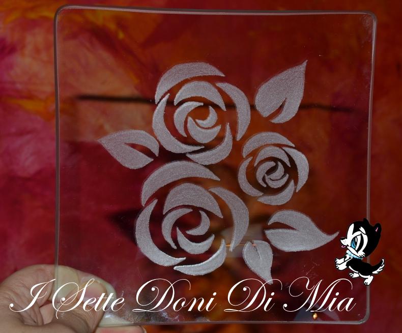 Popolare I sette doni di Mia: Incisione sul vetro con Dremel 3000 (Mini  WR76