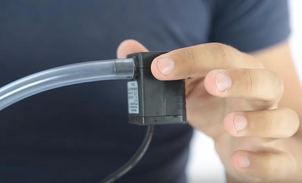 Experimentos caseros: Cómo hacer una fuente de agua infinita o reciclada