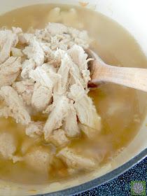 chicken noodle chowder (sweetandsavoryfood.com)