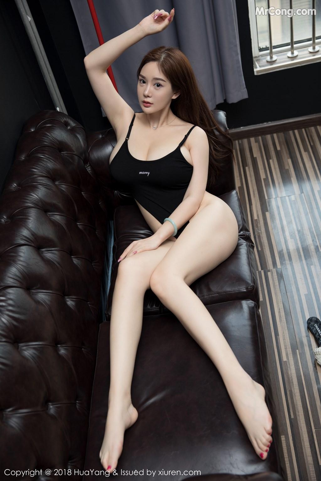 Image HuaYang-2018-08-09-Vol.068-Silvia-MrCong.com-005 in post HuaYang 2018-08-09 Vol.068: Người mẫu 易阳Silvia (41 ảnh)