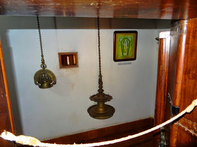 Dakshinachitra Pooja Room Traditional Kerala Home