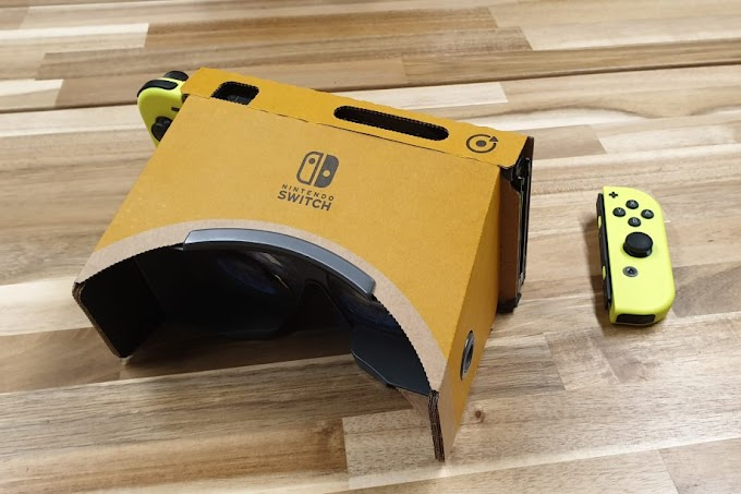 Nintendo Labo VR Kit Review