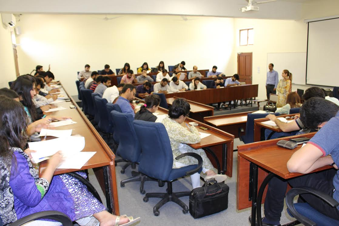 Image result for lahore school of economics classroom