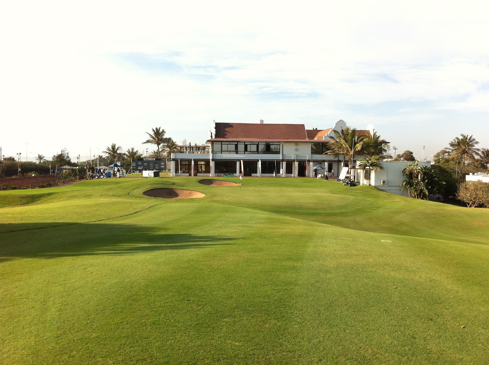 The Durban Country Club: Durban Country Club Golf Course: Suncoast Classic At