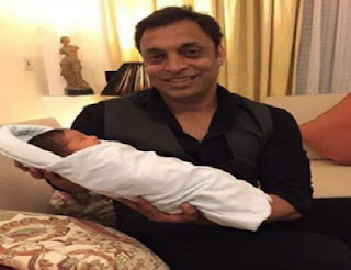 Shoaib Akhter new family member.