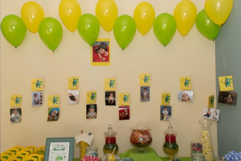Diy Party Planning Gummy Bear 1st Birthday Bash