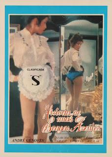 Les folies d'Élodie (1981) André Génovès