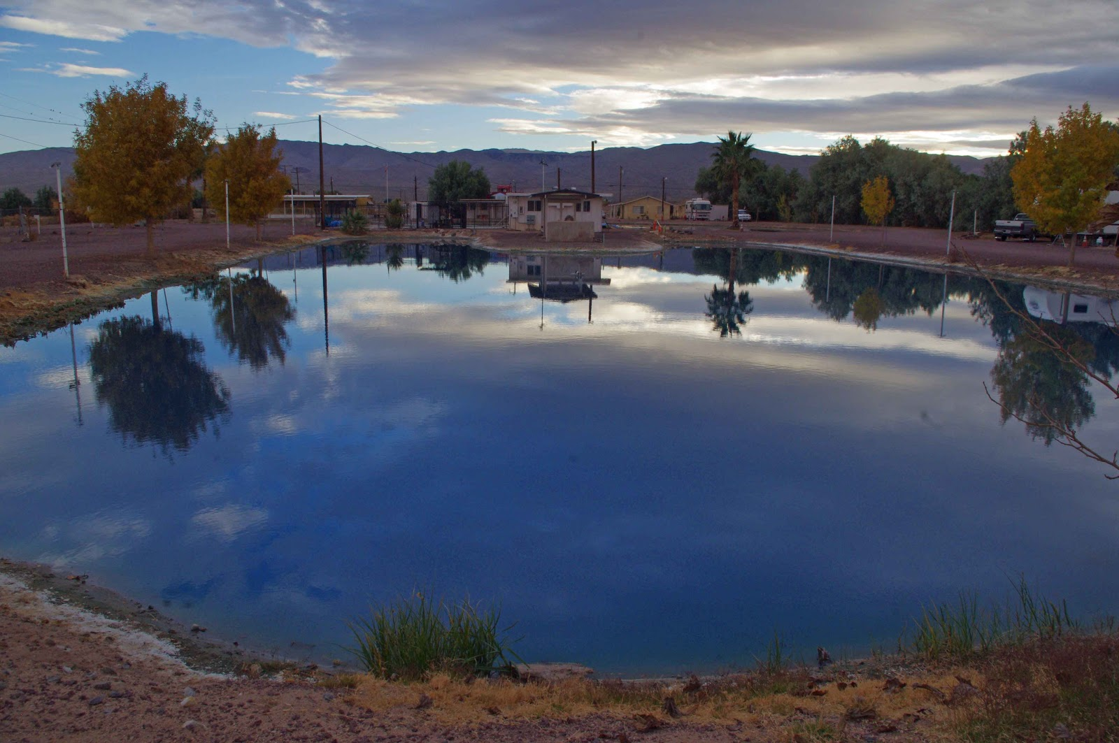 Small Country Towns In America Usbackroads Newberry Mountain Rv Park Newberry Springs