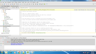 Mengatasi Error Android Studio Failed to Sync Gradle Could Not Reserve Enough Space or.gradle.jvmargs
