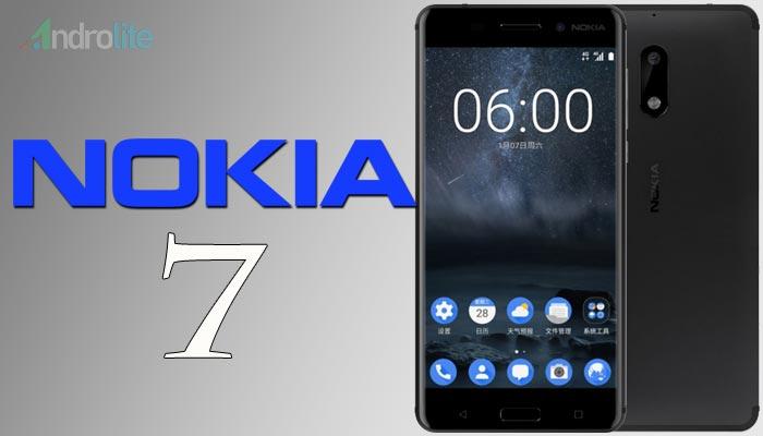 itulah yang sementara dicoba oleh perusahaan asal Findlandia yaitu Nokia pada tahun  Harga Nokia 7 Terbaru 2018 - RAM 4GB/6GB, Snapdragon 630, Kamera 16MP