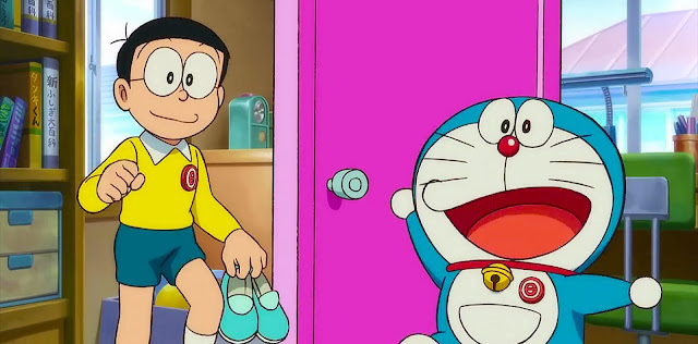 Doraemon: Nobita's Chronicle of the Moon Exploration is Coming to Nintendo Switch