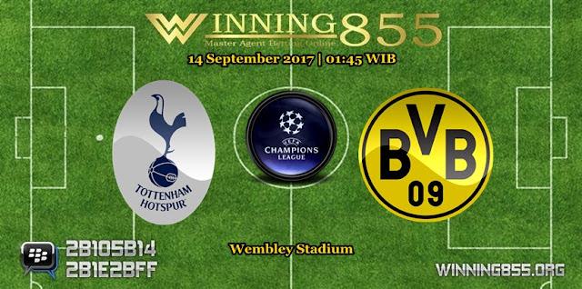 Prediksi Skor Tottenham Hotspur vs Borussia Dortmund