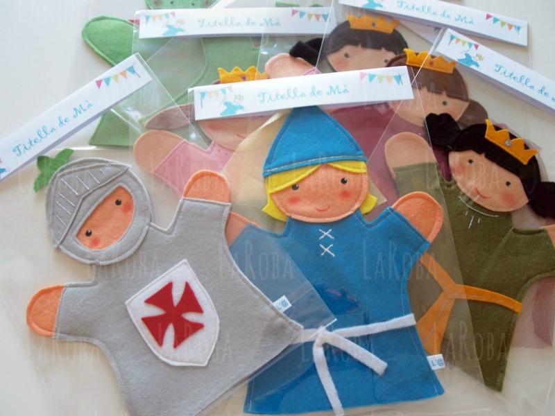 El nuevo packaging de la marionetas de mano l 39 laroba - Como hacer marionetas de mano ...