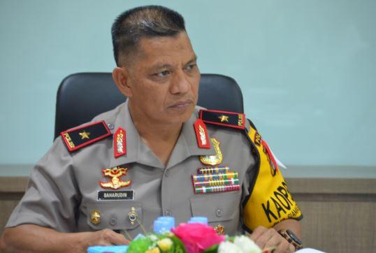 Profil Kapolda Sulbar, Brigjen Pol. Baharuddin Djafar