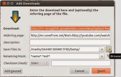 Download with mozilla firefox download accelerator
