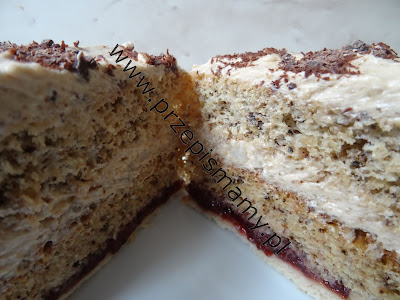 """Ciasto """"Orzechowiec"""""""
