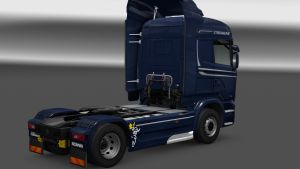 New Sideskirt for Scania Streamline