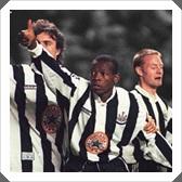 Newcastle 1995 1997