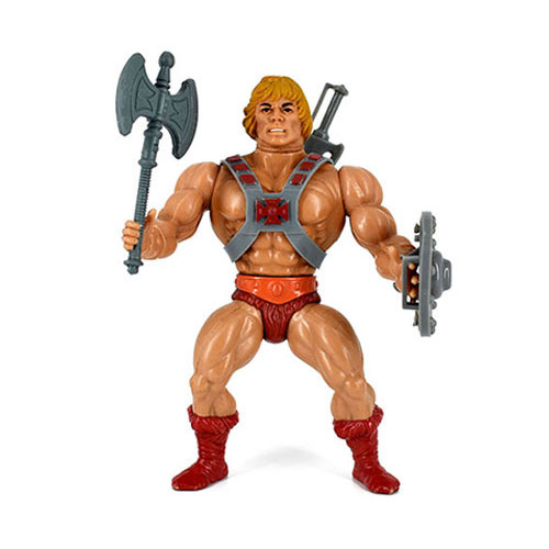 Masters del universo He-man 3