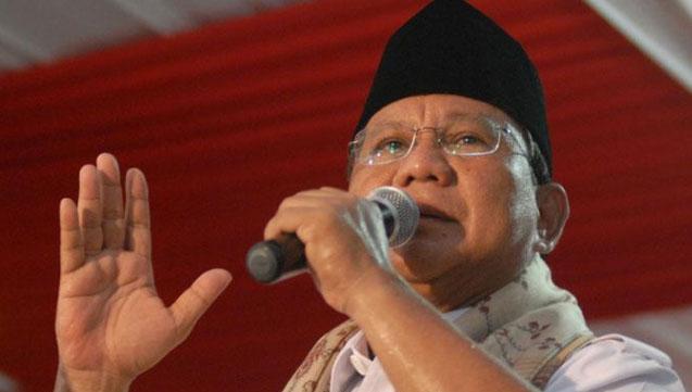 Bantah Wiranto, Said Agil: Gus Dur sadar, Prabowo hanya tumbal, orang paling ikhlas untuk bangsa ini Prabowo