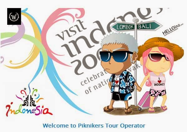 Paket Wisata dan Tour Murah Indonesia Piknikers