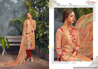 Cotton Suits wholesale: Belliza Designer Saanvi | Surat