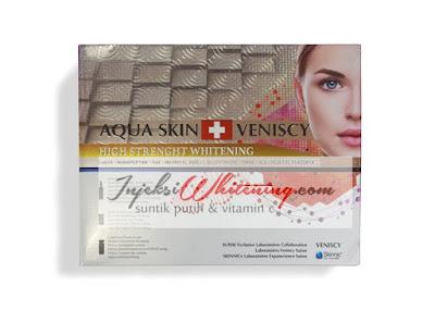 Aqua Skin Veniscy High Strenght Whitening, Aqua Skin Veniscy, Aqua Skin Veniscy Injection, Aqua Skin Veniscy murah, Aqua Skin Veniscy Original, Aqua Skin Veniscy Injeksi