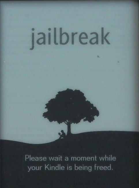Jailbreak your Amazon Kindle Keyboard