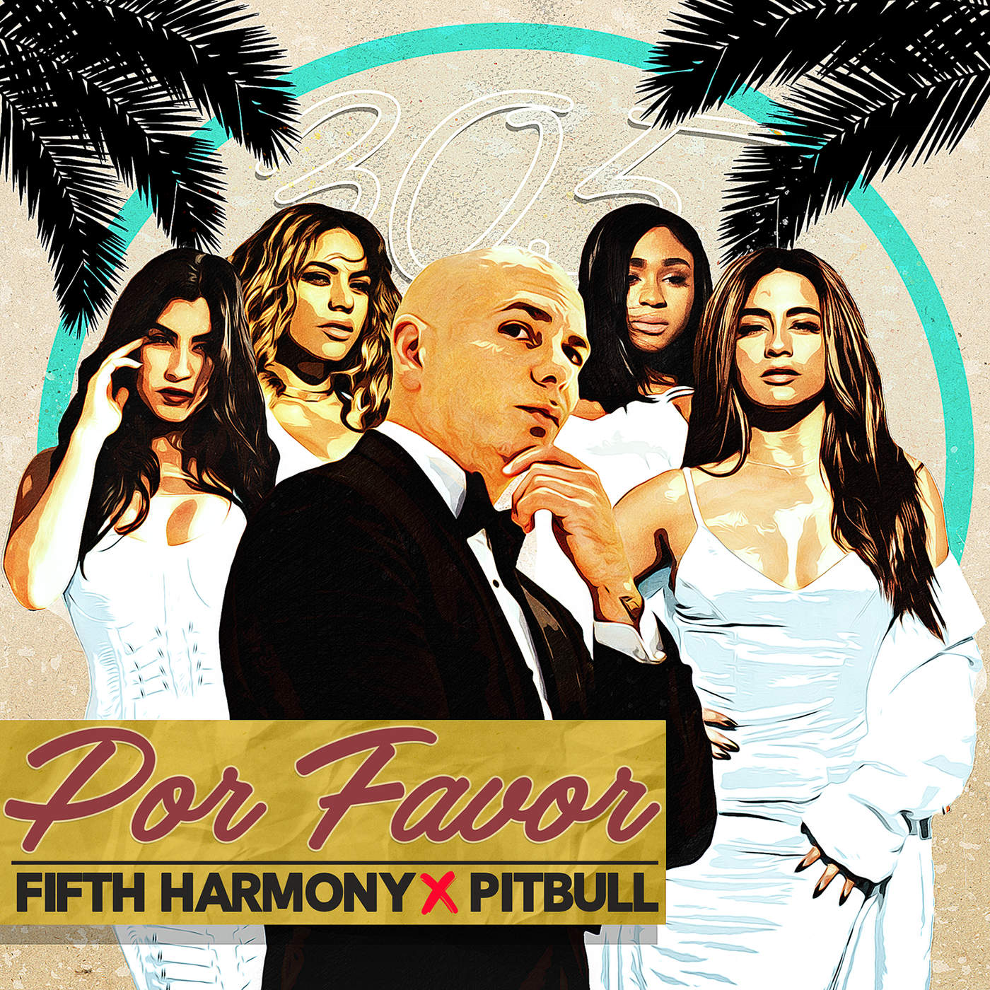 Fifth Harmony & Pitbull - Por Favor (Spanglish Version) - Single