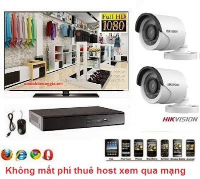 Lắp camera chống trộm Hải Phòng