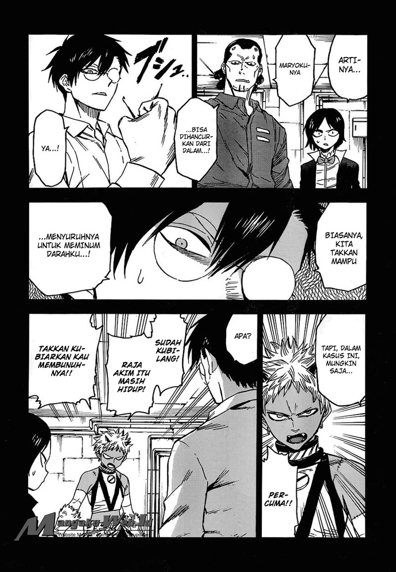 Blood Lad Chapter 70-5