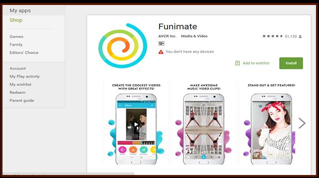 أبهر أصدقائك بهذا التطبيق الرائع الذي يمكنك من إظافة تأثيرات إحترافية على فيديوهاتك !