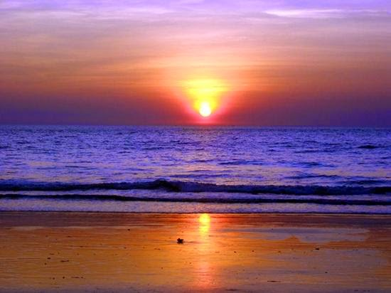 Pemandangan Sunset Terindah Wajib DiKunjungi