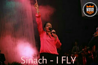 I FLY Lyrics By SINACH