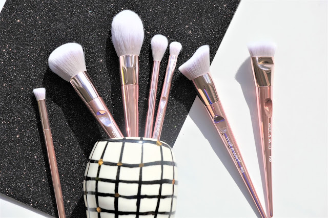 Wet n Wild Proline Brushes