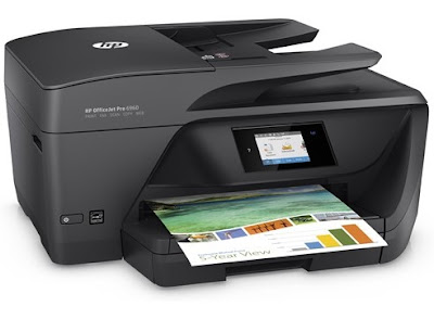 HP Officejet Pro 6968 Driver Download and Setup
