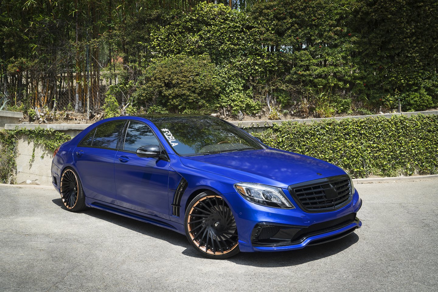 Black bison edition tuning package for the w204 mercedes benz c class - Http Www Benztuning Com 2016 05 Mercedesw222 Forgiato Ventoso Black Bison Html
