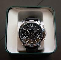 jam tangan original fossil fs4812