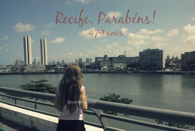 Museu da cidade do recife celebra aniversário do Recife 479 anos