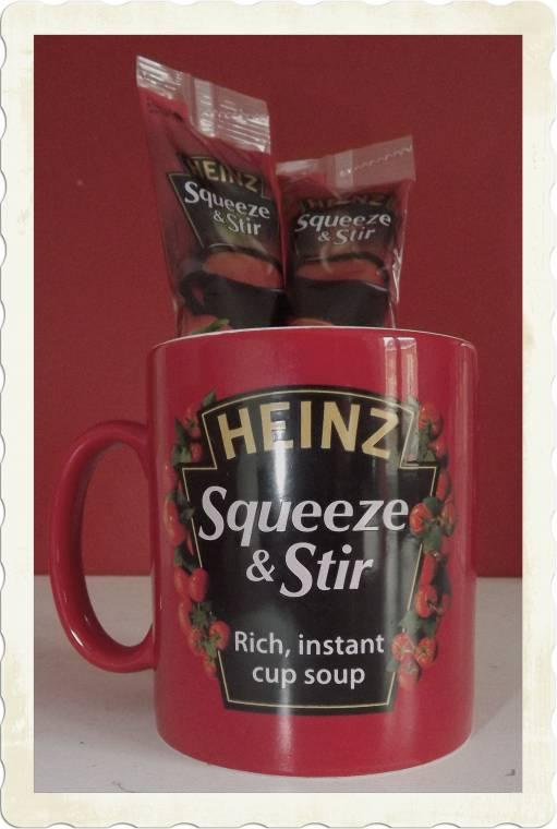 Heinz Squeeze & Stir Soup Review