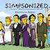 Séries de TV versão Simpsons por Adrien Noterdaem | Imagens