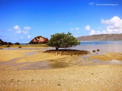 Tempat Wisata Pantai Terindah di Lombok