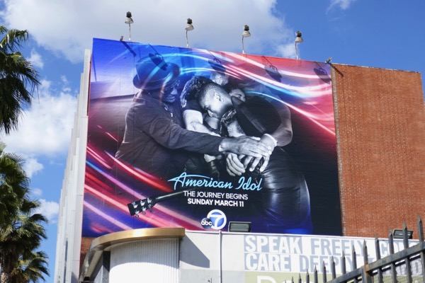 American Idol season 16 billboard
