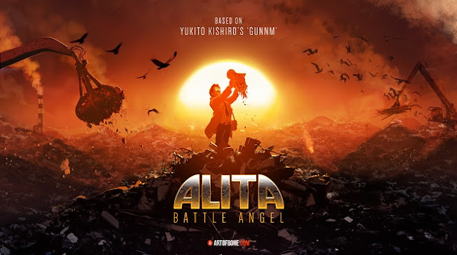 Alita Battle Angel Full Movie Download DVDRip HD
