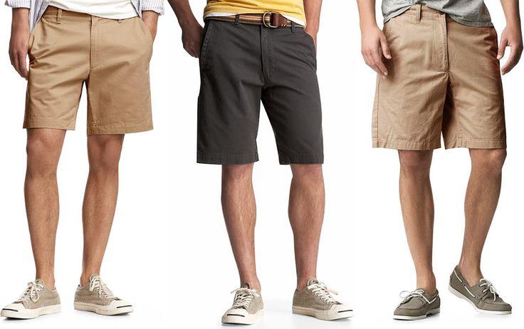 Tips Fashion ala Diko : Celana Pendek vs Celana Panjang