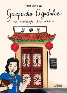 Gazpacho agridulce Quan Zhou Wu