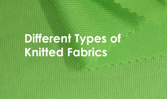 Knits fabric types