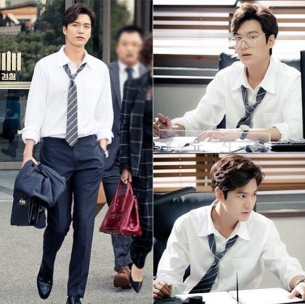 تحديث جديد ل ــ Lee Min Ho من الدراما القادمة Legend Of The Blue Sea